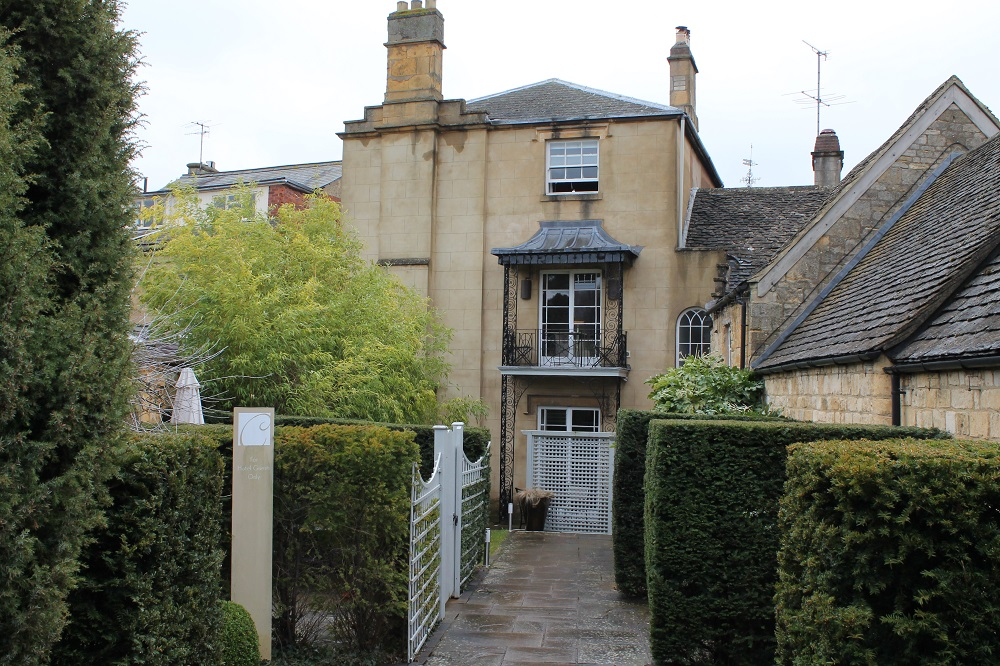 Cotswold House Hotel & Spa - our room