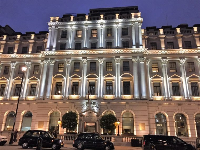Sofitel St James hotel