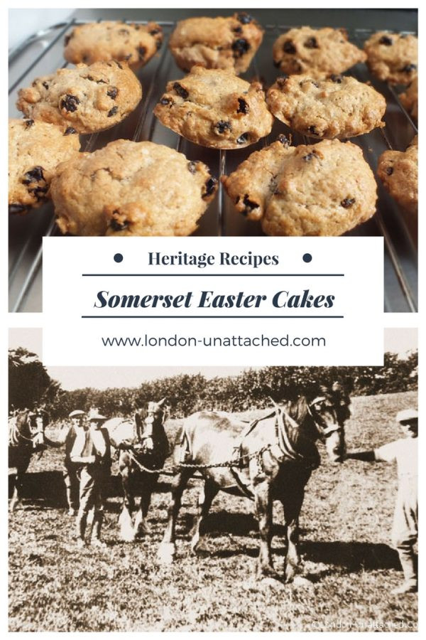 Somerset Easter Cakes Recipe