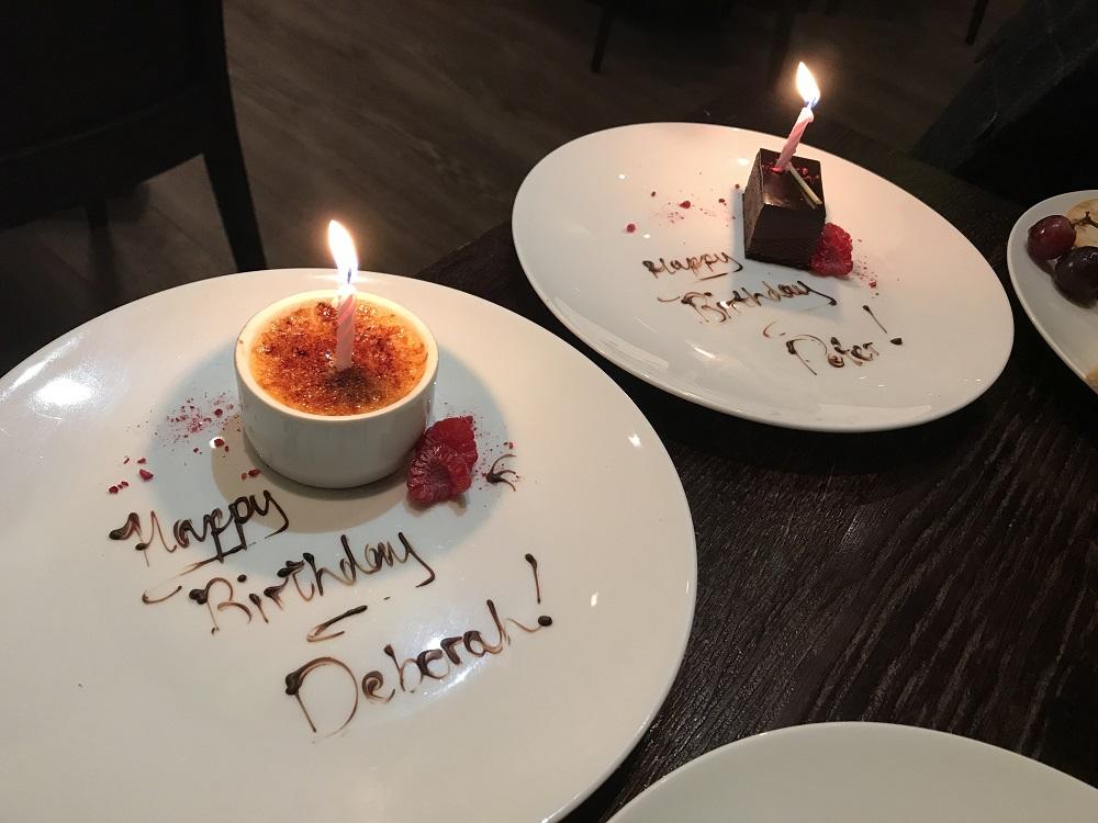 Sopwell House Birthday Treats