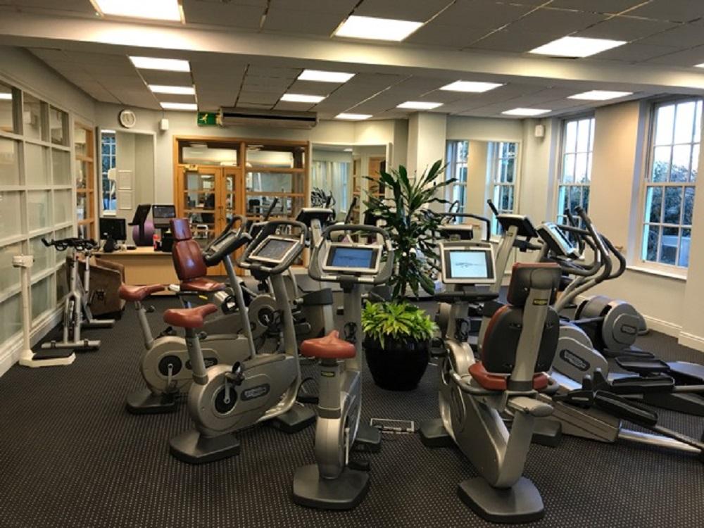 Sopwell House Cardio gym