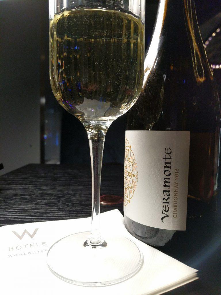 W London Leicester Square Vegan Veramonte Chardonnay