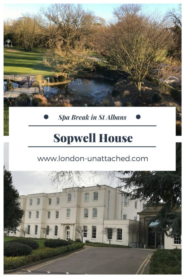 sopwell house spa and hotel, Sopwell house St Albans