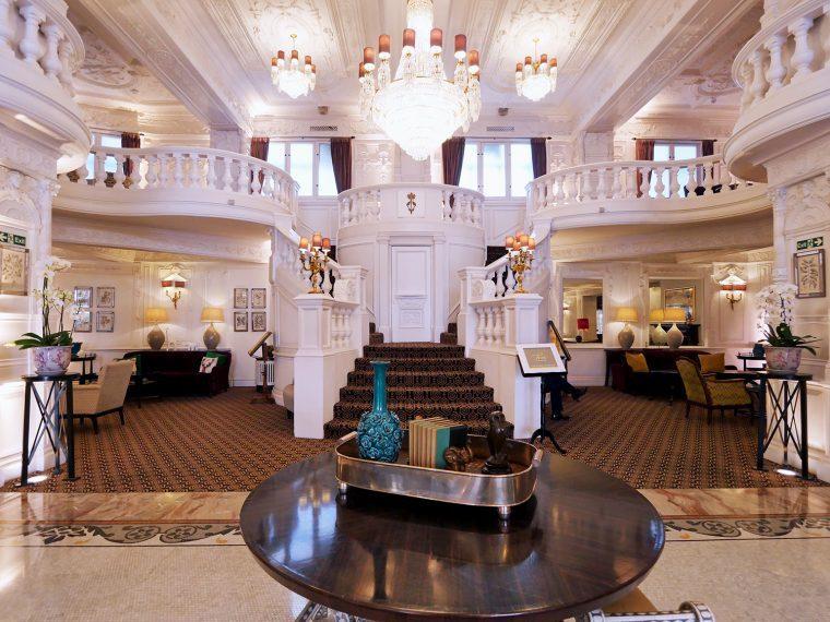 Afternoon Tea St Ermins Hotel Lobby