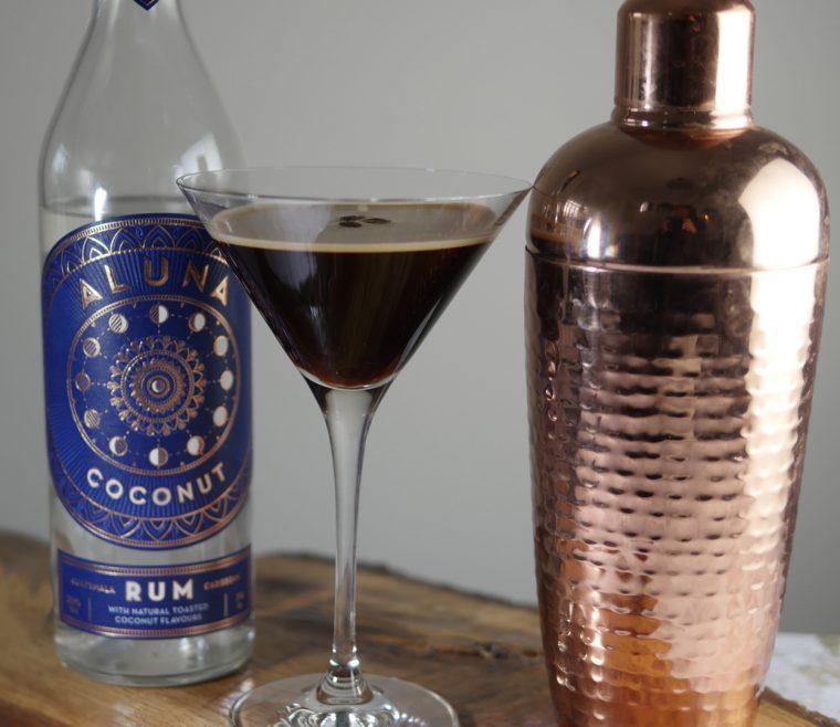 Aluna Mocha Espresso Martini