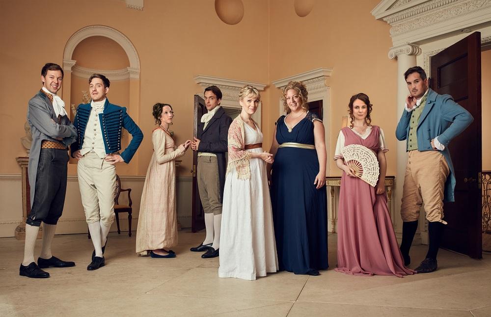 Austentatious cast5