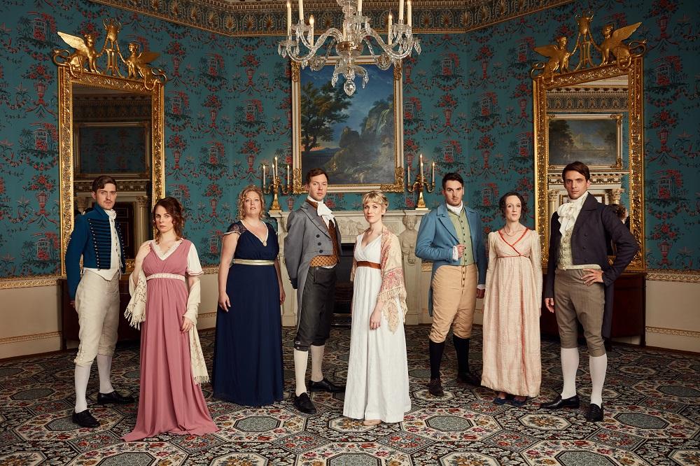 Austentatious cast1