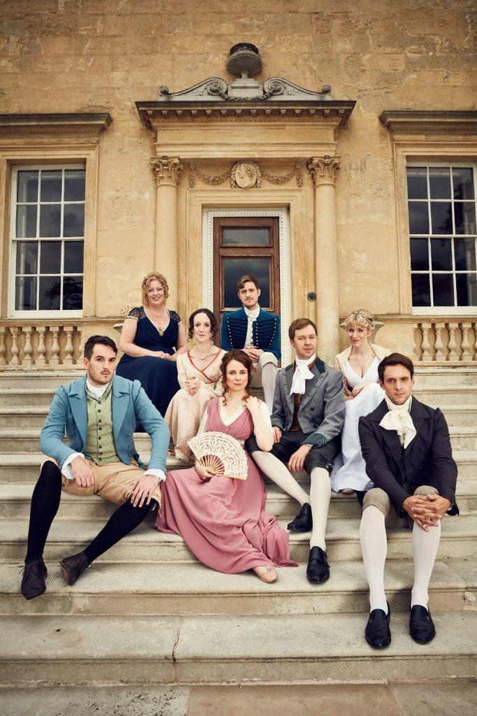 Austentatious cast 4