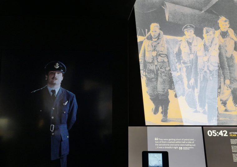 Bomber Command Centre Lincoln Virtual Reality Top Things