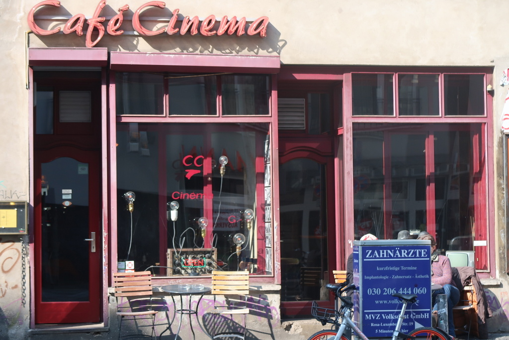Cafe Cinema Berlin