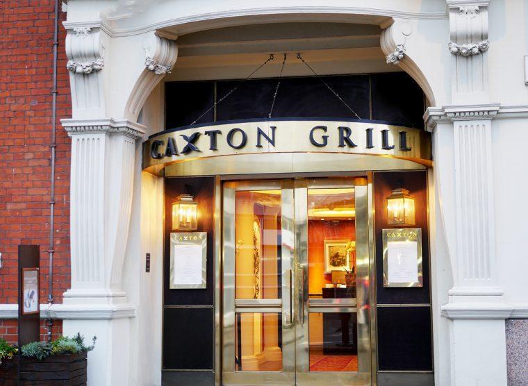Caxton Grill St Ermins London Hotel Restaurant