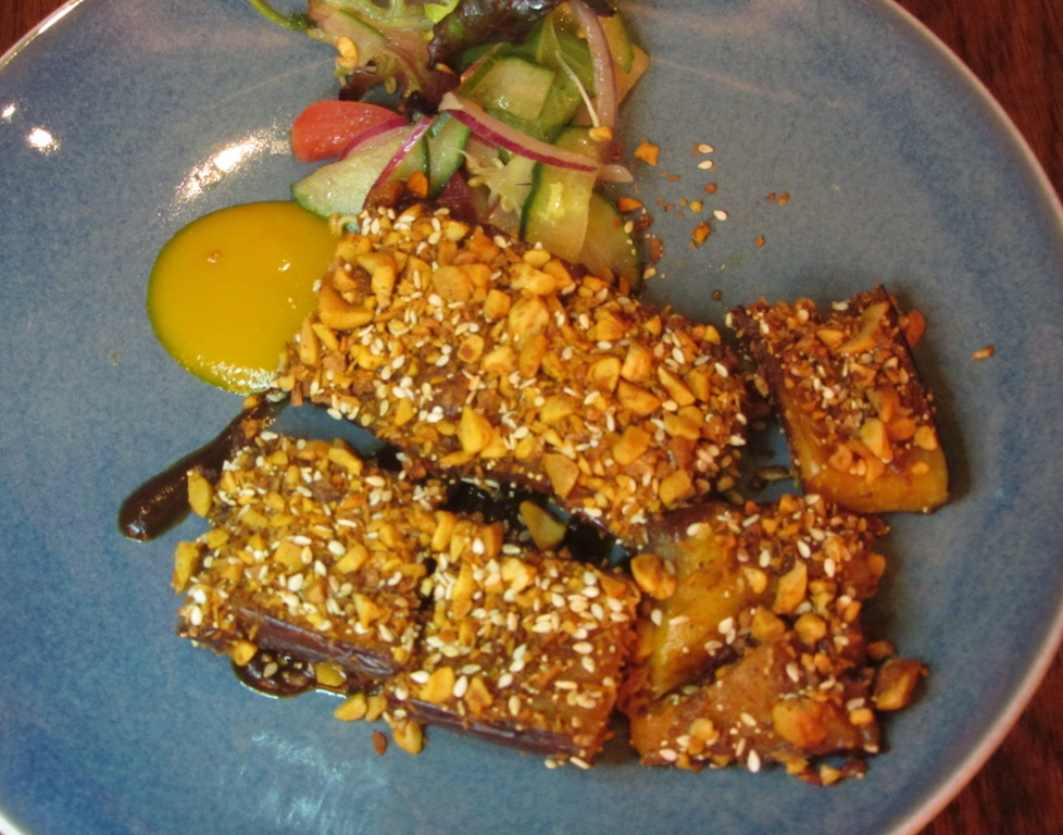 Cinnamon Kitchen Battersea - pink aubergine