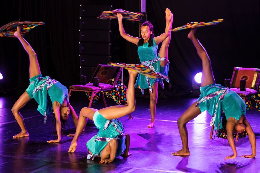 Circus Abyssinia at Underbelly