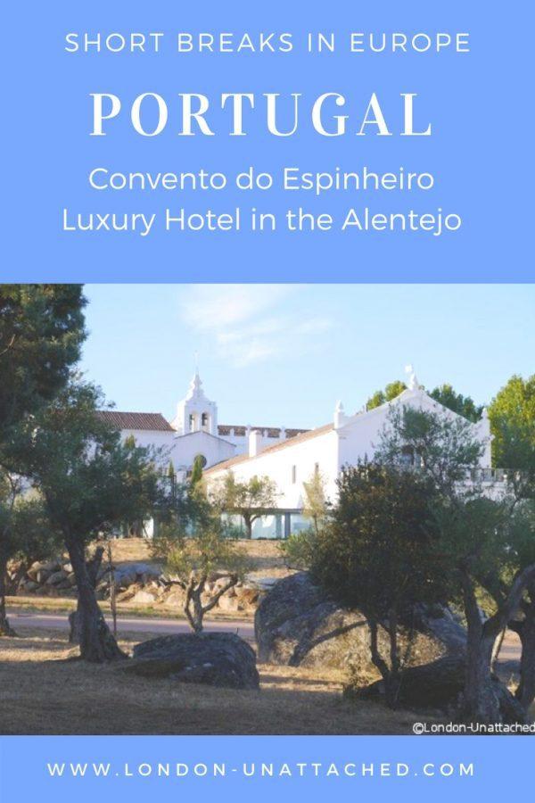 Convento do Espinheiro Alentejo Portugal