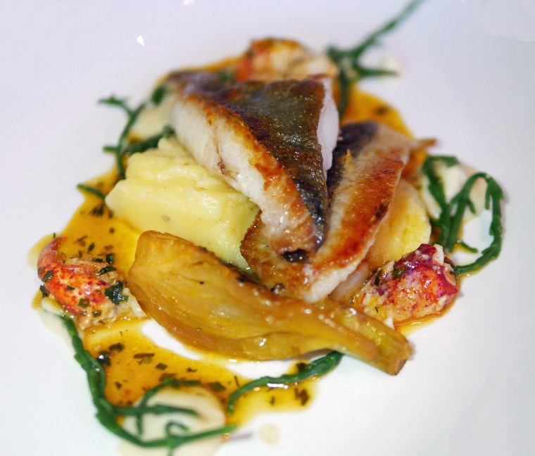 John Dory - Oxo Tower Restaurant Southbank Fine Dining London