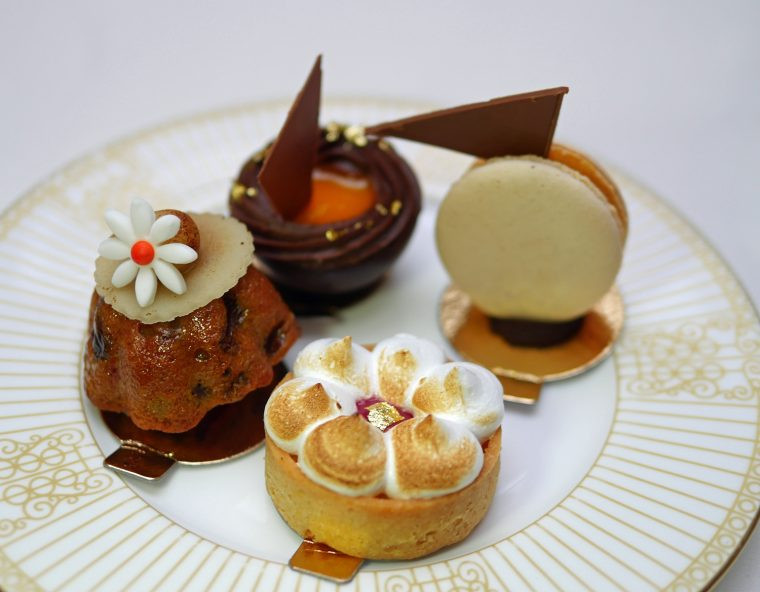 Landmark Hotel Classic Afternoon Tea Cakes