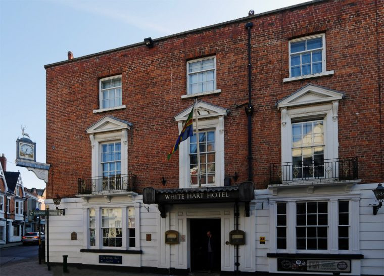 Lincoln Boutique Hotel - White Hart