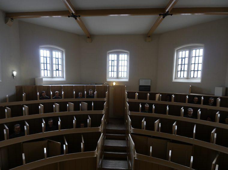 Lincoln Prison Chapel