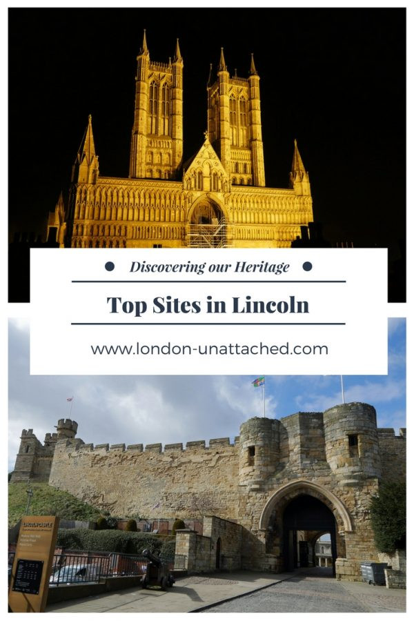Lincoln top sites - Lincoln Cathedral - Lincoln Castle - Lincoln Magna Carta