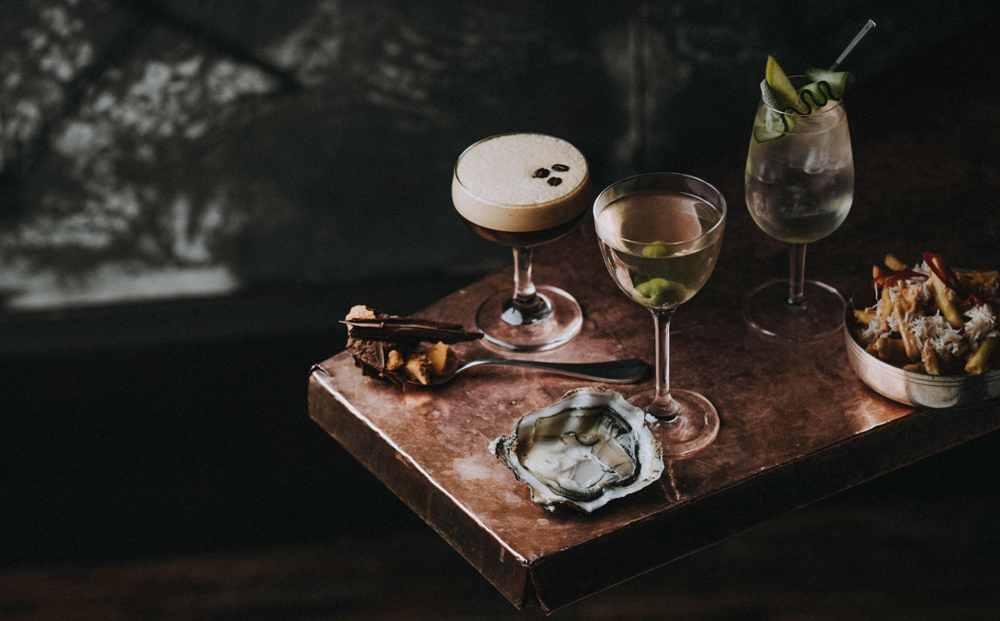 Black cow vodka - 3 cocktails