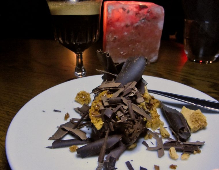 Marks-Bar-peruvian-chocolate-mousse-and-espresso-martini 2