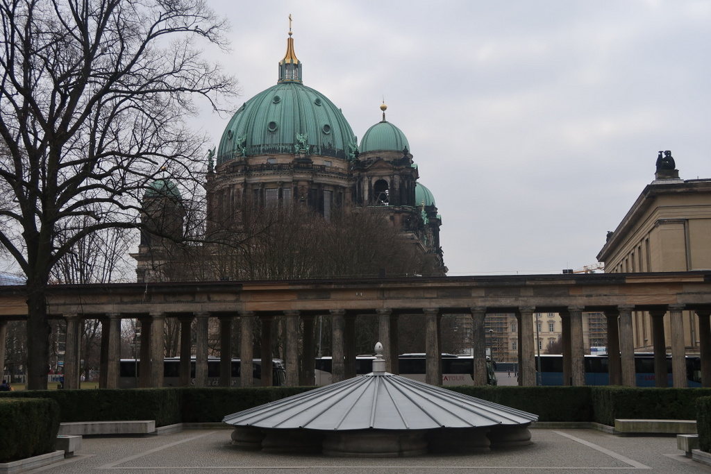 Museum Island Berlin Cathedral