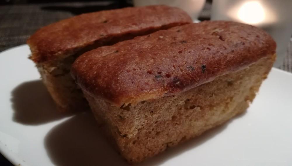 One Aldwych - gluten free bread