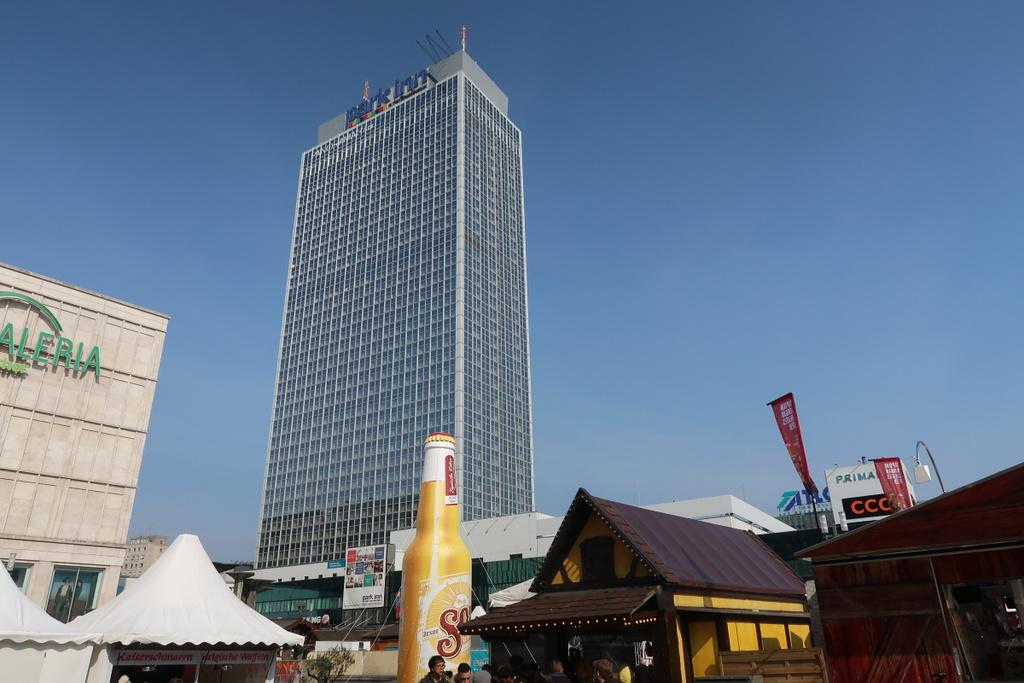 Park Inn Hotel Berlin