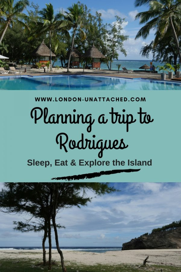 Rodrigues Vacation Planning - Rodrigues Island Hotels