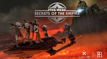 Secrets Of The Empire atThe VOID –Westfield Stratford City