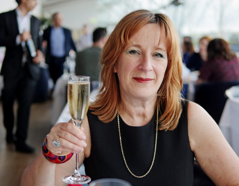 Sarah at Oxo Tower Restaurant