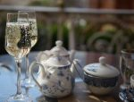 St Ermins Hotel AFternoon Tea - Prosecco