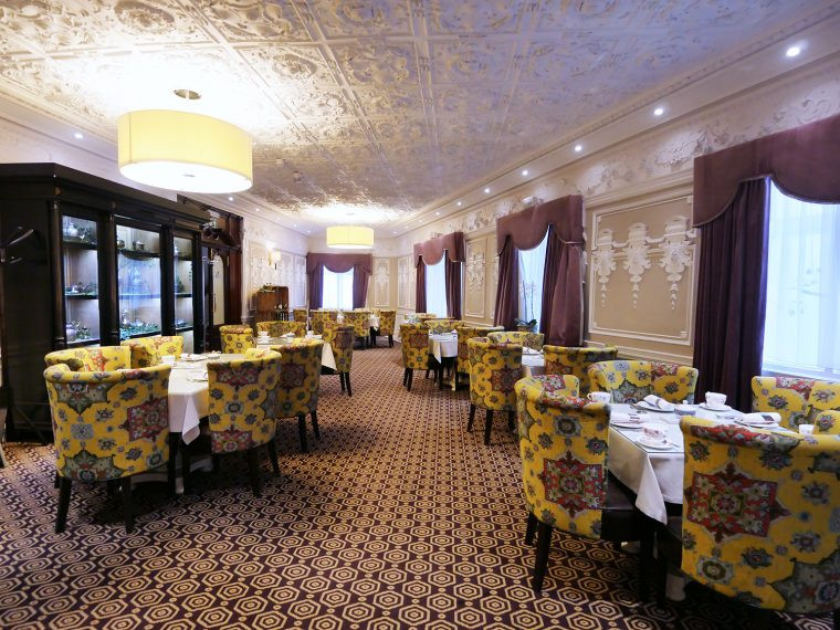 St Ermins Hotel Afternoon Tea Room