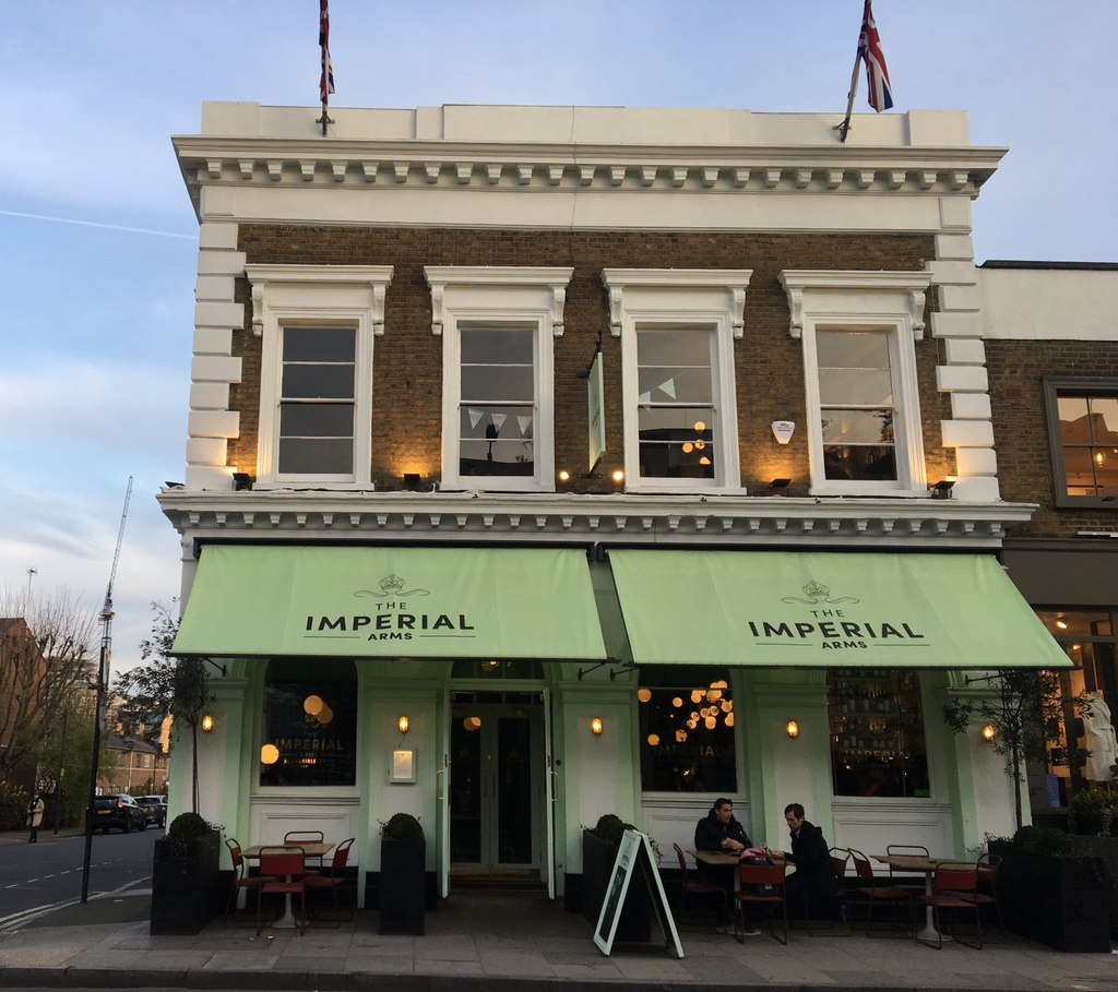 Imperial Arms Kings Road Chelsea