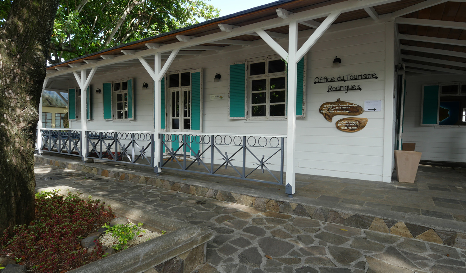 Tourism Office Rodrigues