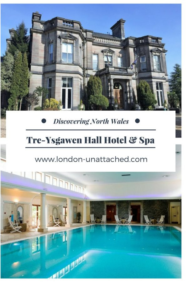 Tre-Ysgawen Hall Hotel and Spa, Tre-Ysgawen North Wales (1)