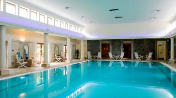 Tre-Ysgawen Hall Country House Hotel and Spa