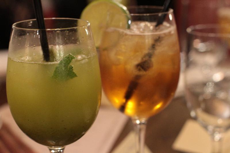 cocktails Kolkata supper club
