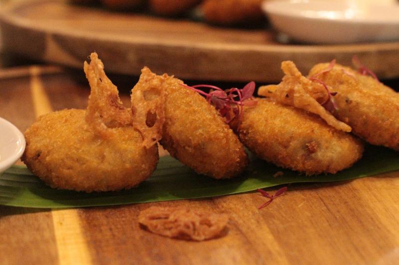 fishcakes, kokata supperclub