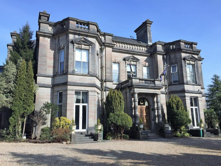 Tre-Ysgawen Hall - Country House Hotel and Spa North Wales