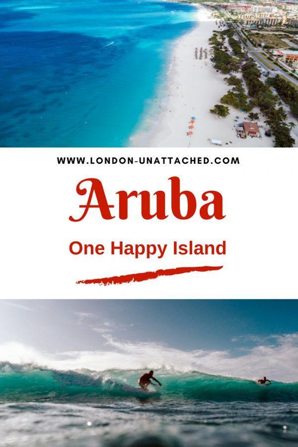 Aruba Caribbean - Aruba Health and Wellness - Aruba one happy island