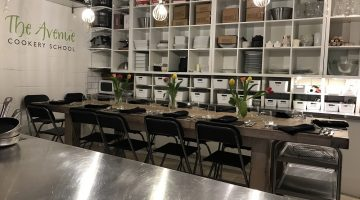 Dinner Party Cookery Class  – The Avenue Cookery School