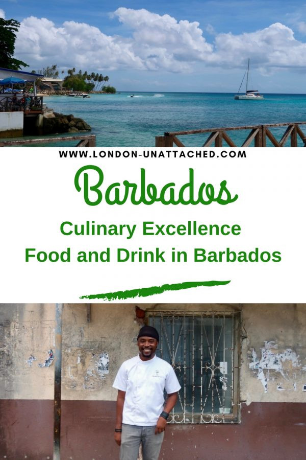 Barbados, Barbados Food and Drink, Culinary Excellent in Barbados