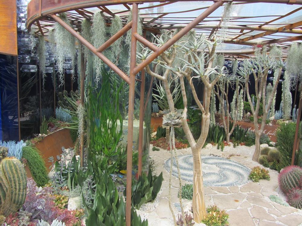Chelsea Flower Show - Pearl Diver garden