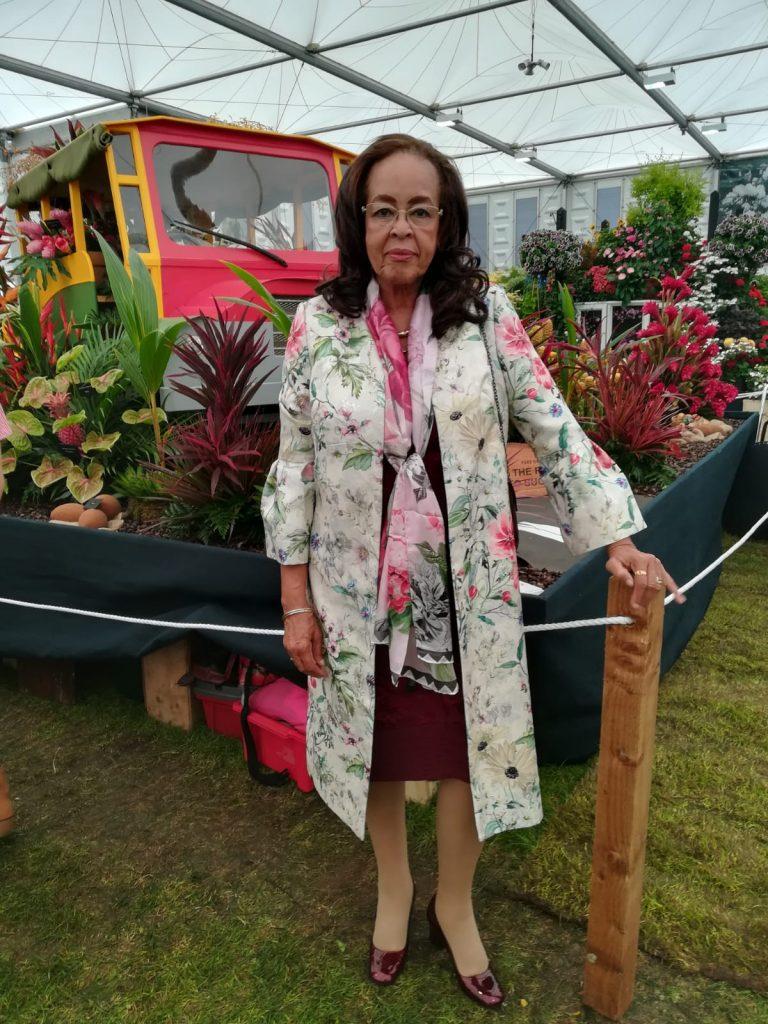 Grenada Entry for the Chelsea Flower Show
