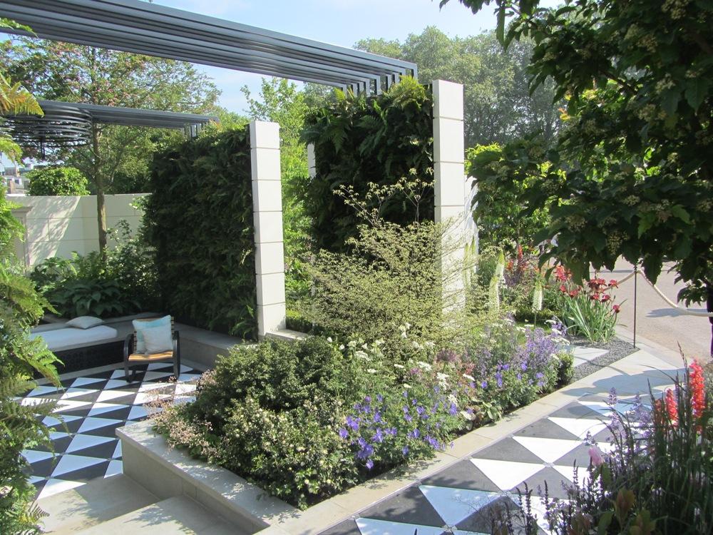 Chelsea Flower Show - a city garden