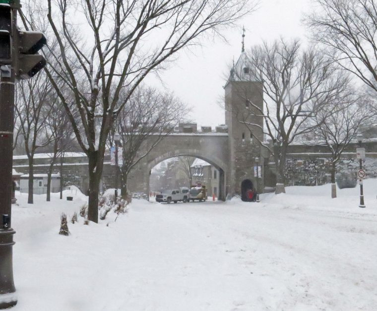 Quebec_City_Fortified_Citadel_Gateway