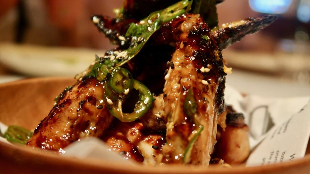 Inko Nito Soho - chicken wings