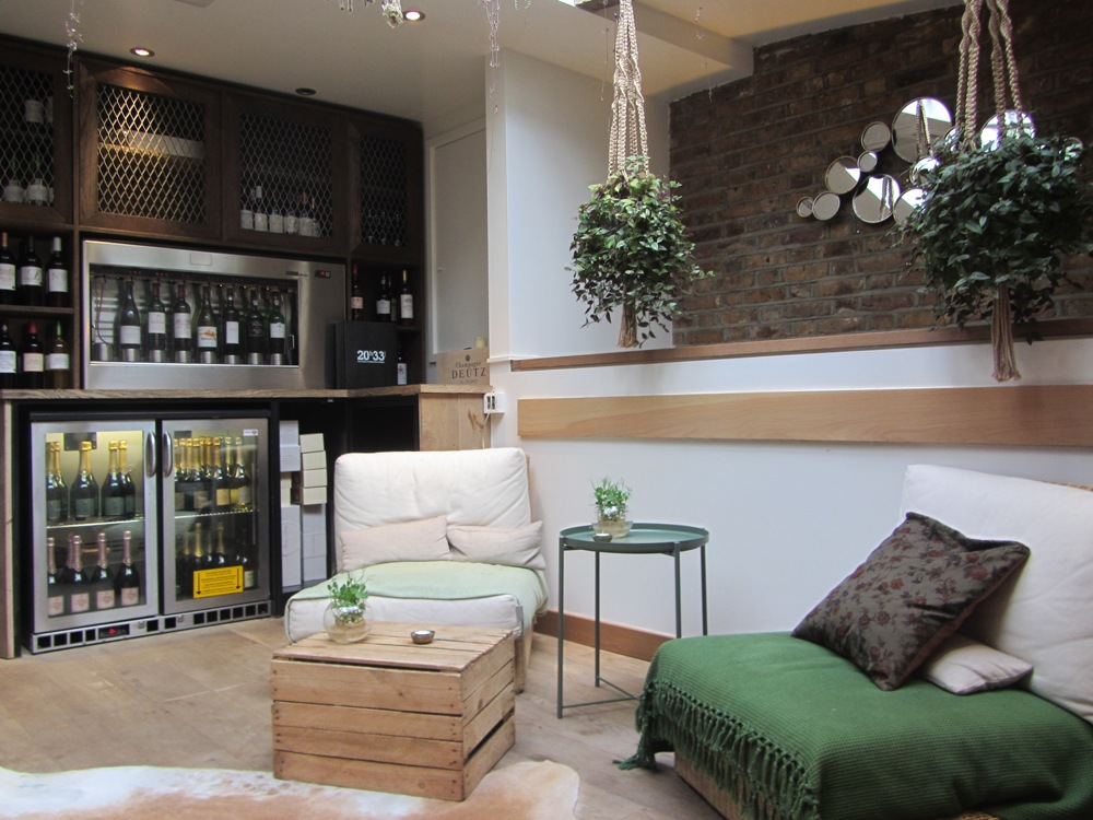 La Ferme - Champagne Bar Primrose Hill