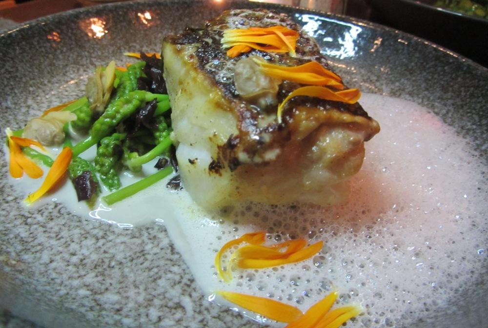 La Ferme Primrose Hill restaurant - Cod fillet